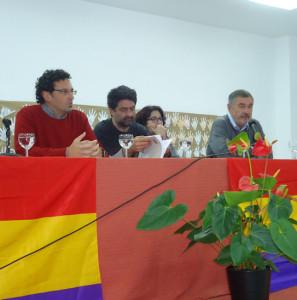 El director general de Memoria Democrática, Luis Naranjo.