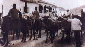 Campesinos de Espera Obrera en 1933.