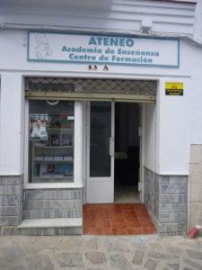 Ateneo. Academia de Enseanza.