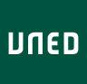 Logo de la UNED.
