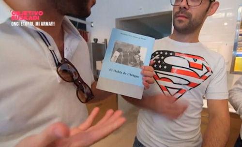 Captura del programa de Euskal Telebista.
