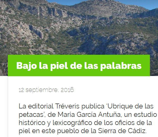 Captura de la revista CaoCultura.