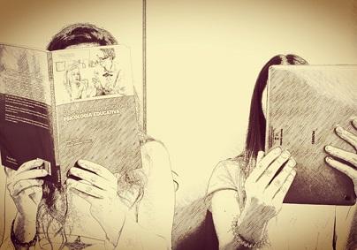 Lectura en papel vs digital.