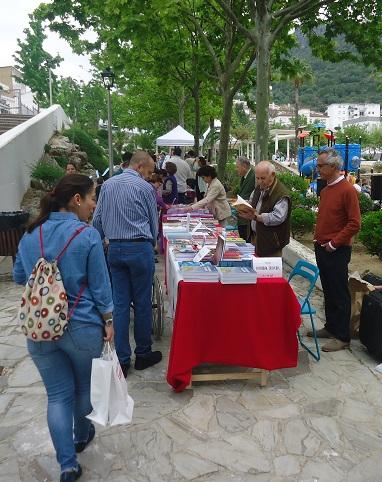Feria del Libro de Ubrique.