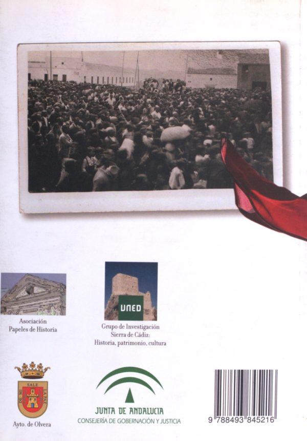 La historia recobrada. República, sublevación y represión en Olvera
