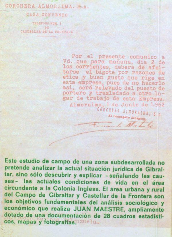 Hombre, tierra y dependencia en el Campo de Gibraltar