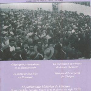 Papeles de Historia, nº 5