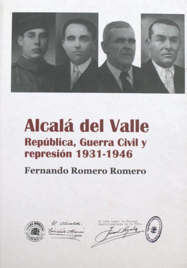 Alcalá del Valle. República, Guerra Civil y represión 1931-1946