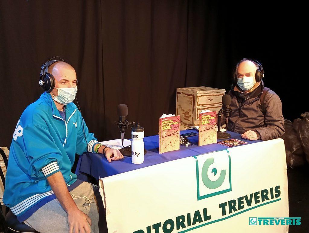 Conversación con el autor Tito Toni.